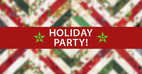 12/17/21 – TVQG Holiday Party