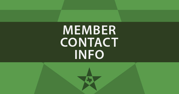 Member Contact Info